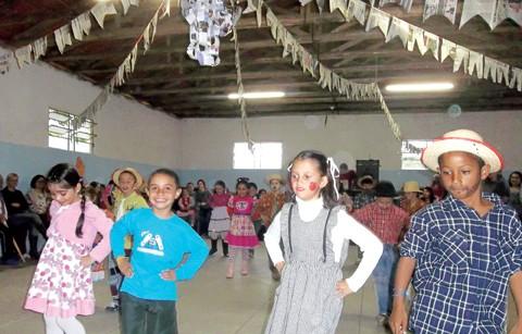 As quadrilhas não podem faltar nas festas juninas. Foto: Prefeitura de Tubarão/Notisul