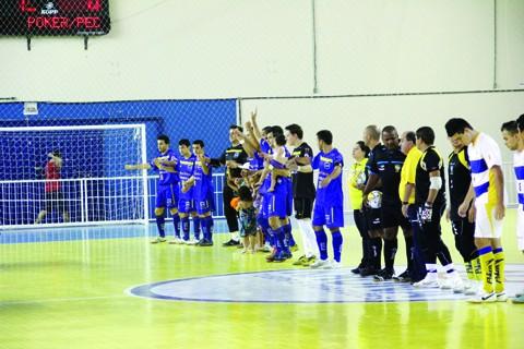 Torcedor tubaronense não poderá acompanhar o seu time na Liga Futsal em 2013