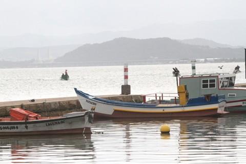 Cerca de 40% da economia do município advém do pescado  - Foto:Prefeitura de Laguna/Divulgação/Notisul