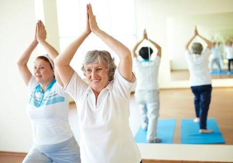 O estudo revela que na faixa etária de 60 a 69 anos, 52% realizam atividades físicas   -  Foto:Divulgação/Notisul