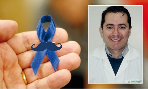 """O urologista Daniel, destaca a importância da campanha """"Novembro Azul""""  -  Foto:Clínica Pró-Vida/Divulgação/Notisul"""