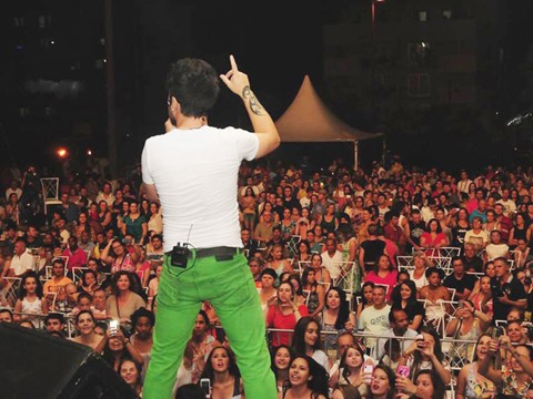 Na última edição, o público pode conferir a performance de Rubens Daniel  -  Foto:Divulgação/Notisul