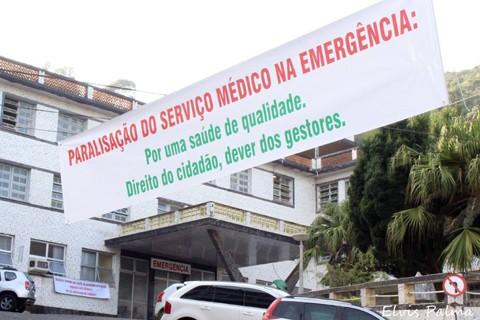 No mês de agosto, os atendimentos também foram suspensos  -  Foto:Elvis Palma/Divulgação/Notisul