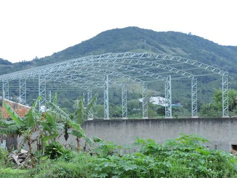 A terceira etapa da obra está concluída  -  Foto:Christian Ayala/Prefeitura de Tubarão/Divulgação/Notisul