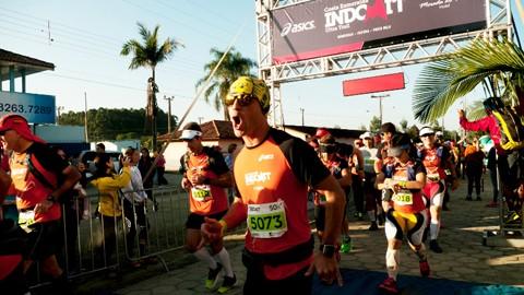 No ano passado, mais de 500 pessoas participaram da competição  -  Foto:SixComm - Assessoria/Divulgação/Notisul