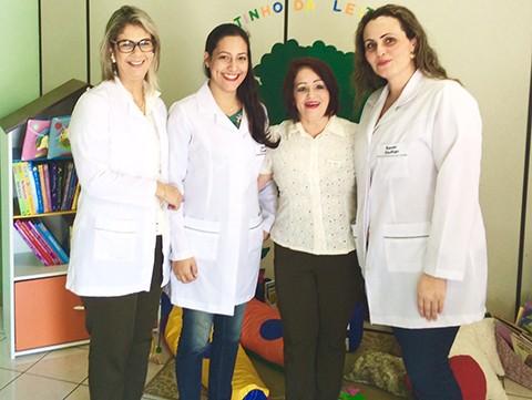A atividade realizada pela equipe é pioneira na região  -  Jailson Vieira/Notisul