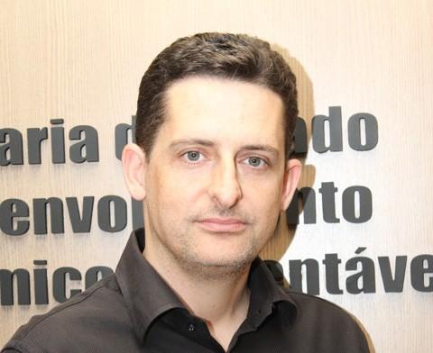 Jean Carlo Vogel acredita que o setor colocará Santa Catarina na vanguarda da tecnologia no país em poucos anos  -  Foto:Michelle Nunes/Secretaria de Desenvolvimento Sustetável/Divulgação/TudoN