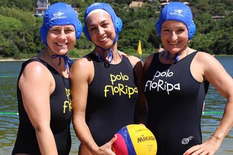 No ano passado as meninas da equipe 'As poderosas' foram as campeãs da competição  -  Foto:Moniky Bittencourt/Divulgação/Notisul