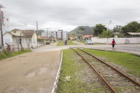 O projeto de alongamento da via é discutido há mais de 11 anos  -  Foto:Guilherme Brigido/Prefeitura de Tubarão/Divulgação/Notisul