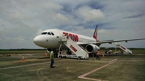 Os passageiros passam a ter mais segurança com a autorização dos voos por instrumentos  -  Eduardo Zabot/RDL Aeroportos/Divulgação/Notisul