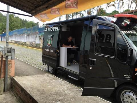No primeiro dia de fiscalização foram notificados 17 lugares  -  Polícia Civil de Gravatal /Divulgação/Notisul