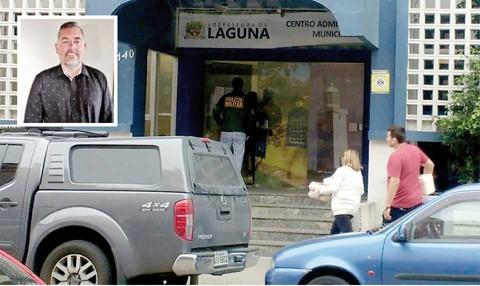 Secretário Rodolfo (detalhe) se diz tranquilo quanto à operação. - Foto: Divulgação/Notisul.