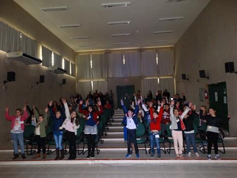 A ação pretende beneficiar centenas de crianças  -  Foto:Divulgação/Notisul