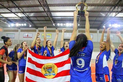 Nas duas cidades 1.817 atletas estudantes de 111 escolas brigarão pelo título em seis modalidades  -  Foto:Divulgação/Notisul