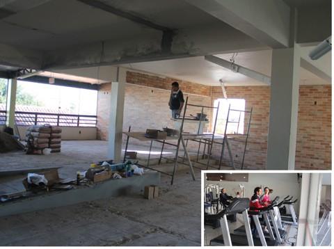 Mais melhorias serão realizadas nos próximos anos  - Fotos:Jailson Vieira/Notisul