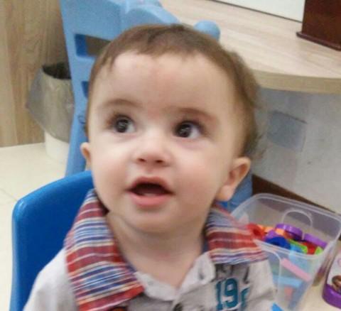 Bernardo passou mais de 40 dias em tratamento médico na capital fluminense - Foto:Arquivo da família/Divulgação/Notisul