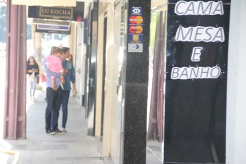 Mesmo com o cadastro em lojas, o telemarketing não poderá mais importunar clientes    -  Foto:Kalil de Oliveira/Notisul