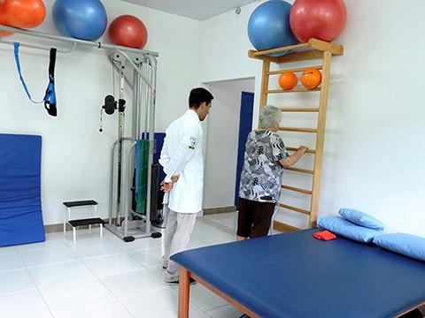 Sala equipada está disponível junto à Unidade Básica de Saúde do Caic. - Foto: Jailson Vieira/Notisul.