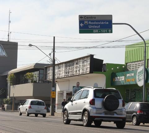 Principais pontos serão indicados por meio de placas - Foto:Kalil de Oliveira/Notisul
