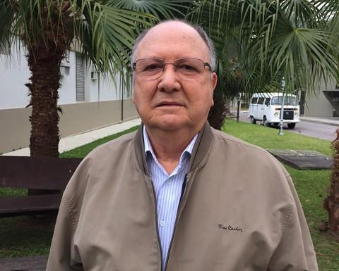 João Paulo Sventnickas coordena a instituição em Santa Catarina  -  Foto:Júlio Cancellier/Divulgação/Notisul