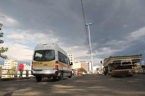 Defesa Civil segue monitorando as condições climáticas  - Foto:Kalil de Oliveira/Notisul