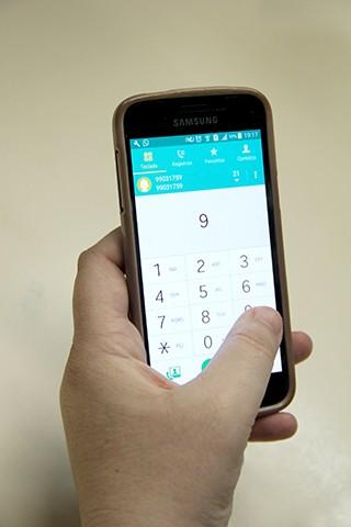 Nono dígito deverá ser utilizado por todos que telefonarem para os códigos de área de Santa Catarina entre os DDDs  41 e 49. Foto: Lysiê Santos/Notisul.