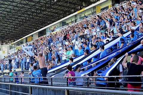 A equipe tubaronense enfrentou o Porto pela sétima rodada do segundo turno da Segundona, ontem. - Foto: Divulgação.