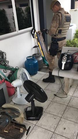 Foto:Polícia Militar de Imbituba/Divulgação/Notisul