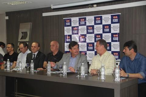 Empresários serão recebidos para assinar os contratos a partir desta segunda-feira  -  Foto:Kalil de Oliveira/Notisul