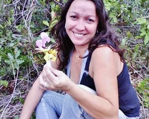 Vanderléa tinha 45 anos. Ela morreu ainda no local do acidente