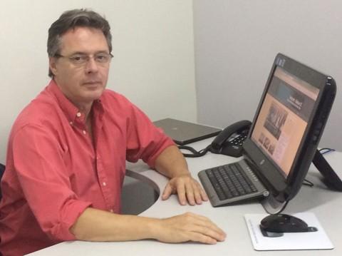 Coordenador regional Sul do Sebrae/SC, Murilo Emanuel Gelosa organiza a ação em parceria com as instituições financeiras de Tubarão  -  Foto:Murilo Gelosa/Divulgação/Notisul