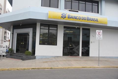 Agência localizada no Centro de Tubarão, em frente a antiga rodoviária está na lista das 402 unidades que serão fechadas pelo Banco do Brasil  -  Foto:Lysiê Santos/Notisul