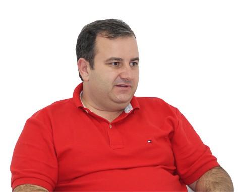 Deyvisonn tem se mostrado confiante no resultado das urnas e da justiça para o indeferimento do pedido de anulação do pleito  -  Foto:Divulgação/Notisul