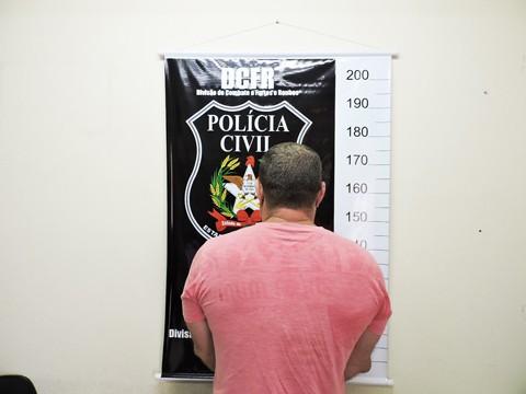 Foto: Polícia Civil de Tubarão/DCFR/Divulgação/Notisul