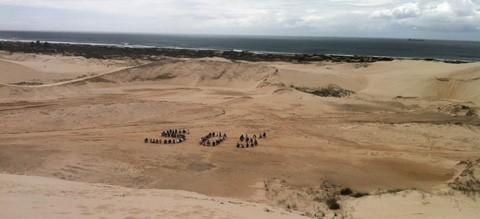 Moradores pedem socorro para a preservação do local  -  Foto:Divulgação/Notisul