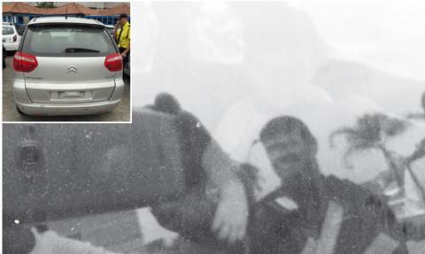 Criança de 2 anos fica por mais de meia-hora dentro de automóvel fechado em Tubarão  -  Fotos:Divulgação/Notisul