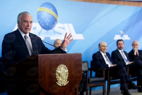Presidente Michel Temer adianta que outras modificações serão anunciadas na próxima semana. - Foto: Agência Brasil/Divulgação/Notisul.