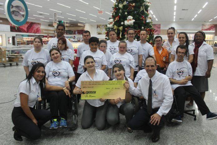 Foto: Giassi Supermercado/Divulgação/Portal Notisul