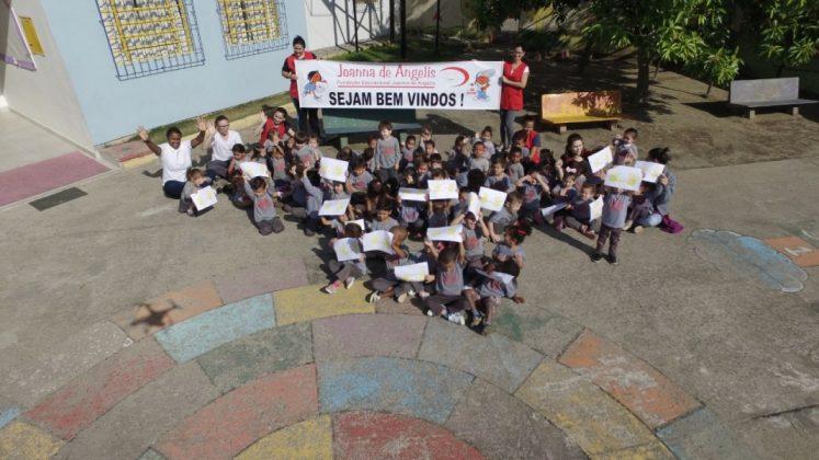 Entidade atende 120 crianças em vulnerabilidade social  -  Foto: DIVULGAÇÃO /Notisul