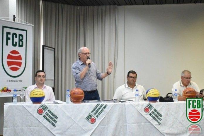Reunião na quarta-feira definiu ano do basquete no Estado  -  Foto: Adriano de Souza Krischke/Divulgação/Notisul