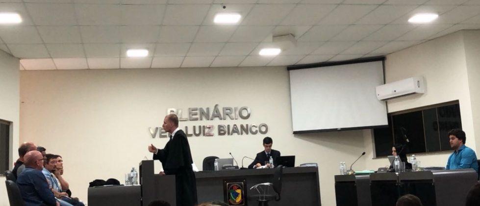 Fernando Sombrio/ Assessoria de Imprensa Câmara de São Ludgero