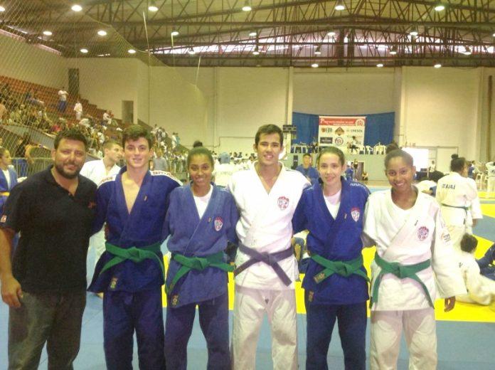 Atletas de Imbituba agora se preparam para o Brasileiro, em São Paulo  -  Foto: Divulgação/Notisul