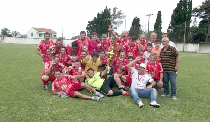 Vila Nova foi o campeão Masters em 2015   -  Foto: Reprodução do Facebook /Divulgação/Notisul