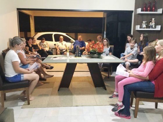 Encontros de famílias - Foto: Divulgação/Notisul