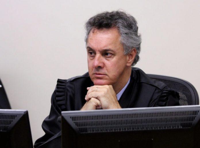 O desembargador do TRF-4, João Pedro Gebran Neto