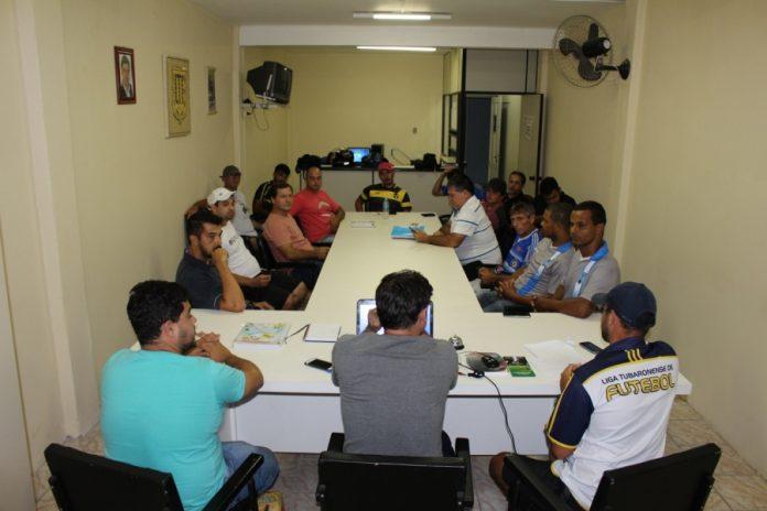 Reunião do Conselho Técnico ocorreu nessa semana. Foto: Prefeitura Tubarão/Divulgação