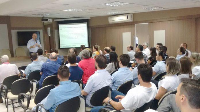As empresas interessadas passam por uma seleção - Foto: Divulgação/Notisul