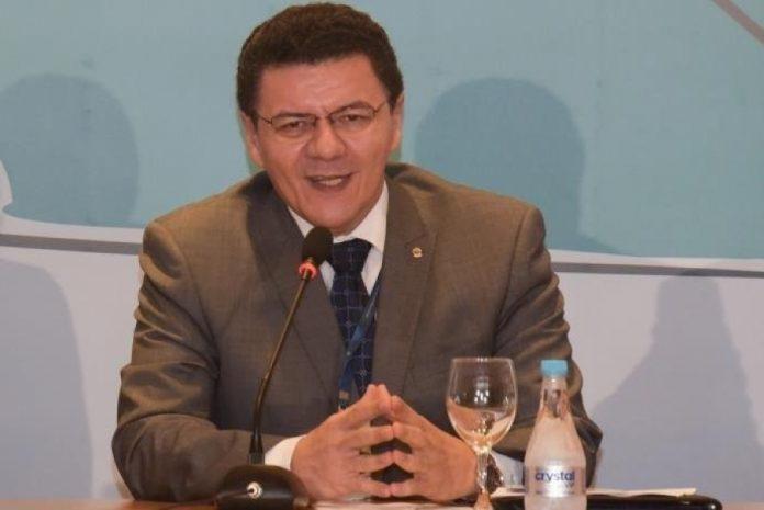 Presidente da Associação dos Juízes Federais do Brasil (Ajufe), Roberto Veloso