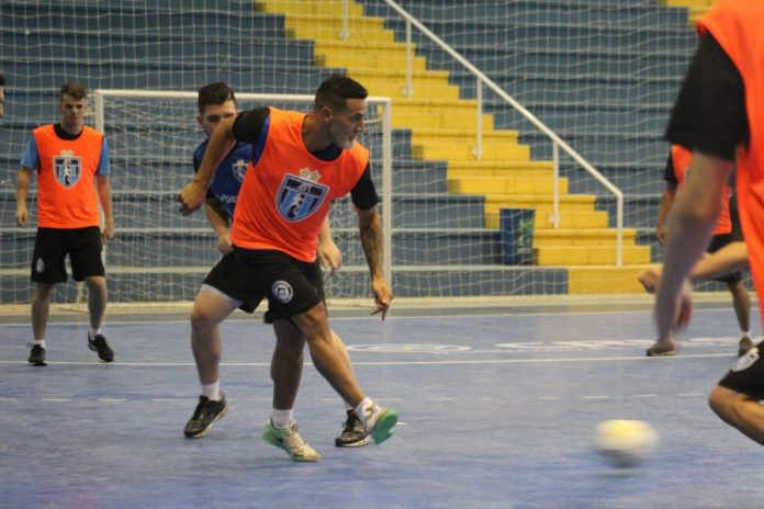 Crédito: Tubarão Futsal/Divulgação