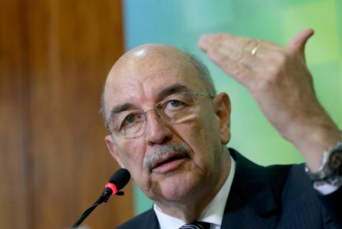 Ministro do Desenvolvimento Social e Agrário, Osmar Terra